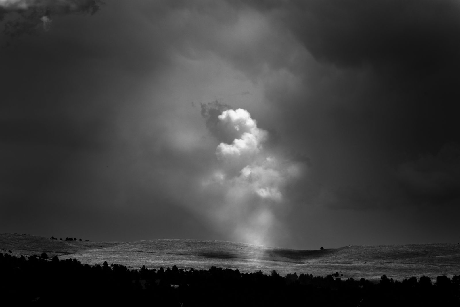 Cloud Within a Storm