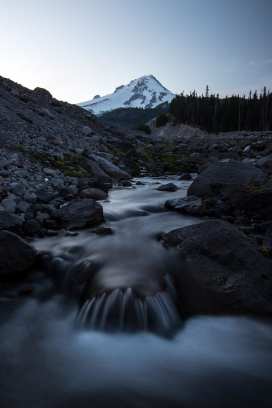 White River Twilight