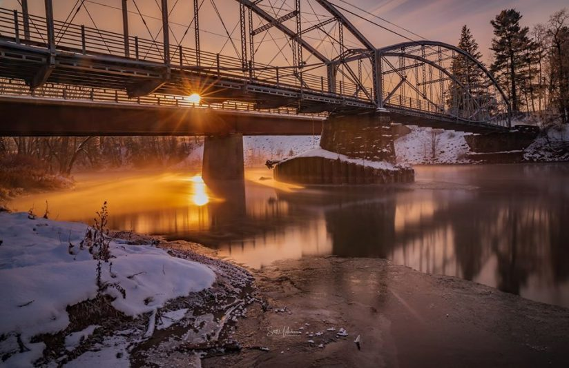 Sunrise Bridge