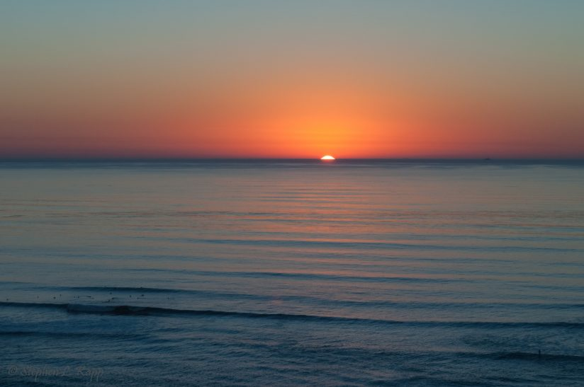 Slipping Away Quickly