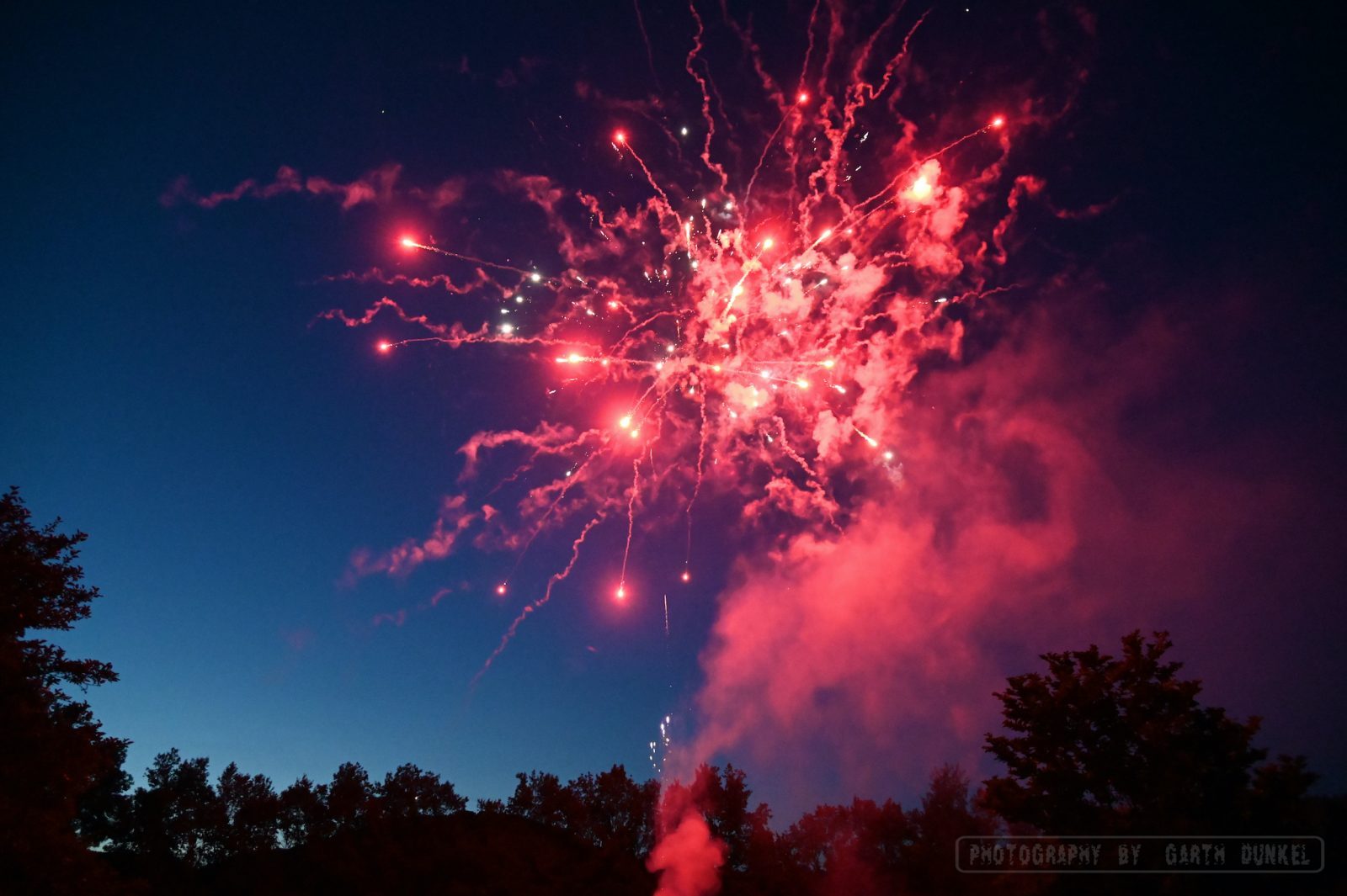 Fireworks in a Maxfield Parrish Painting (2)