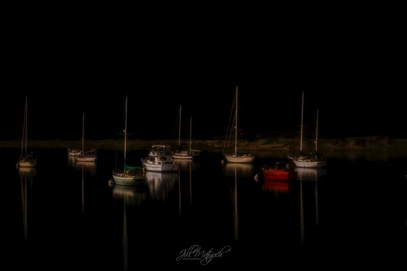 The Night the Lights Went Out in Morro Bay