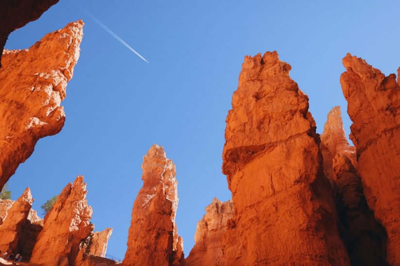 Above Bryce Canyon