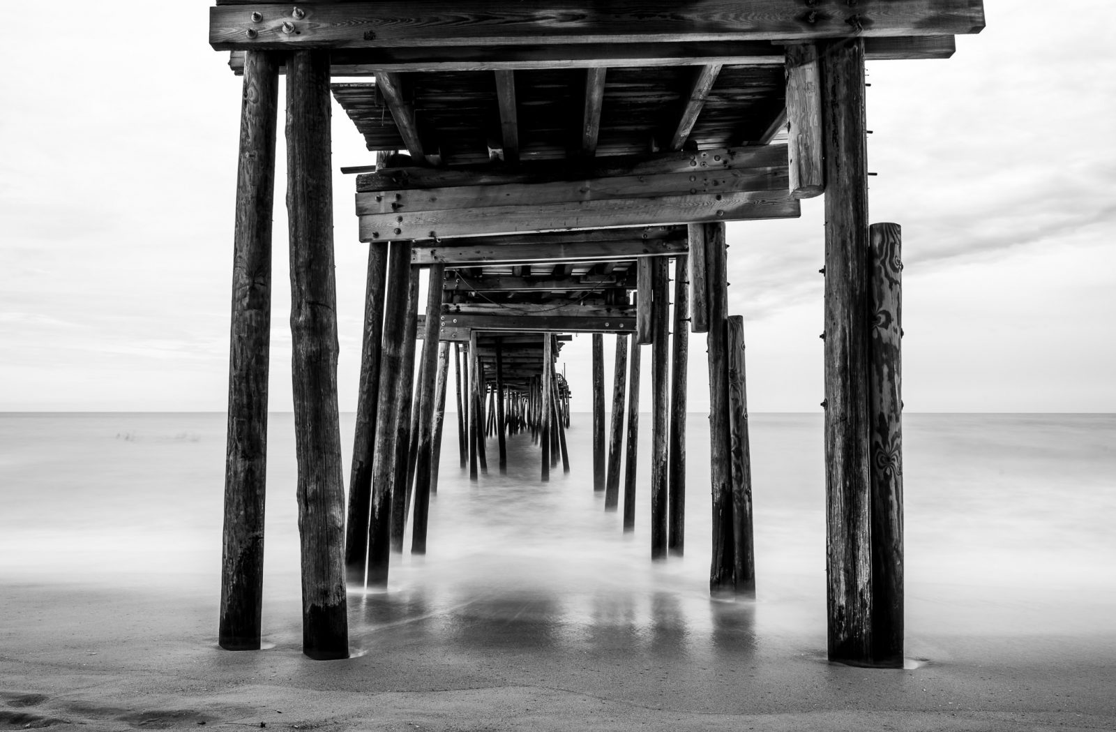 A Cloudy Day in Hatteras National Seashore