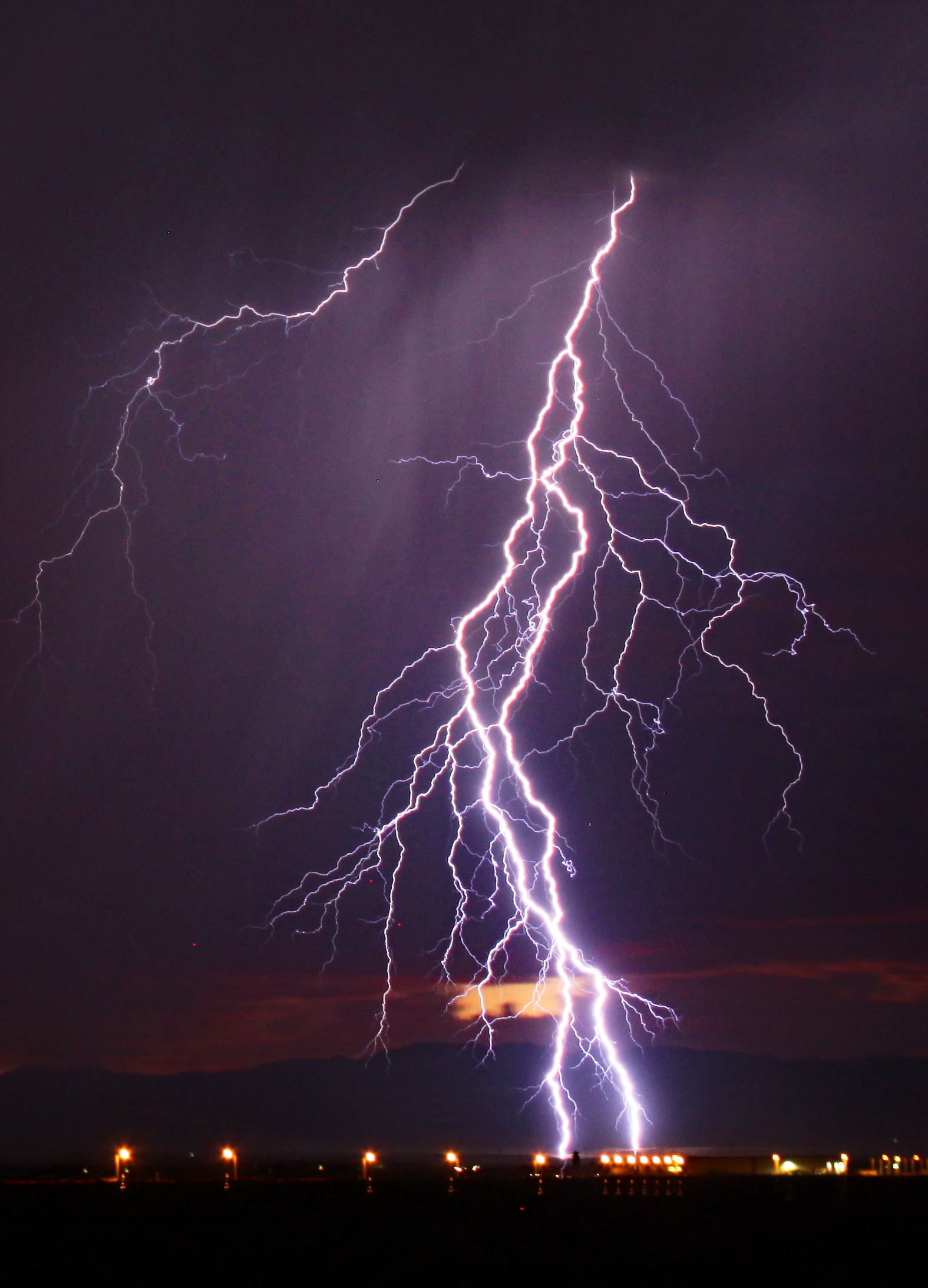 Antelope Valley Lightning