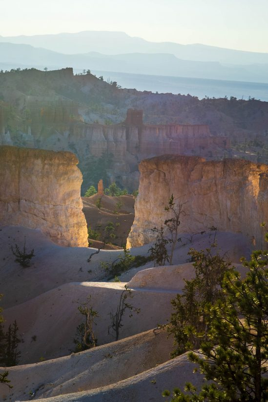 Fairyland Trail Illuminated, Bryce Canyon NP