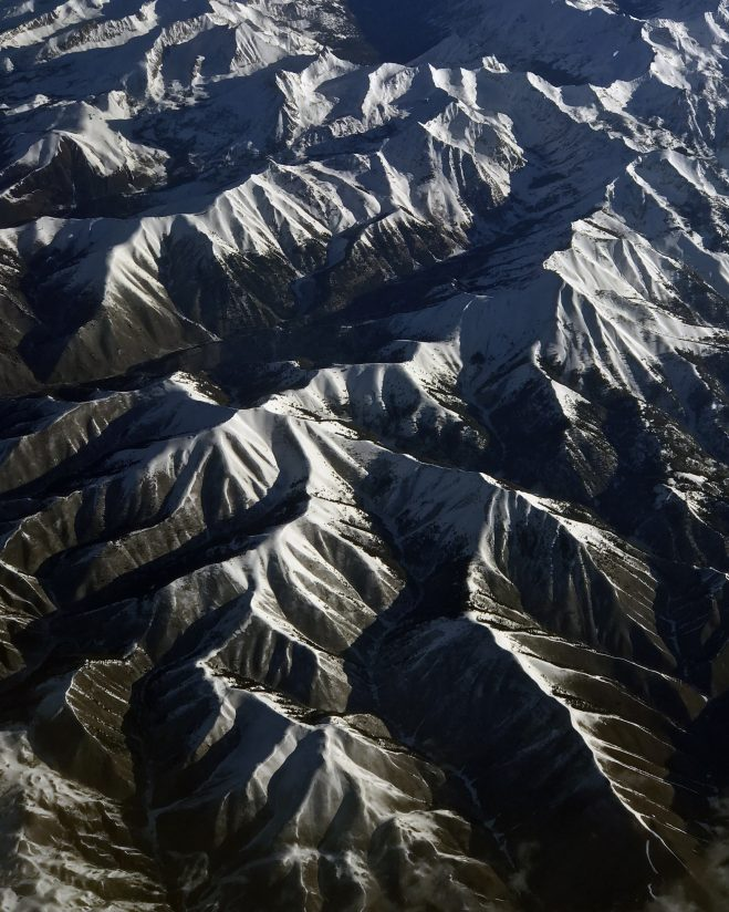The Study of Geology from 30,000 Feet.
