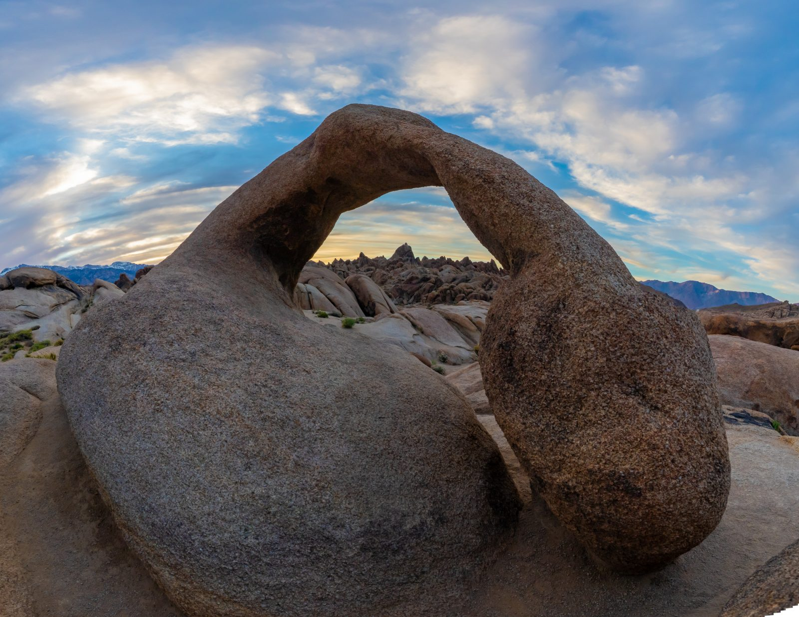 Think Outside The Mobius Arch