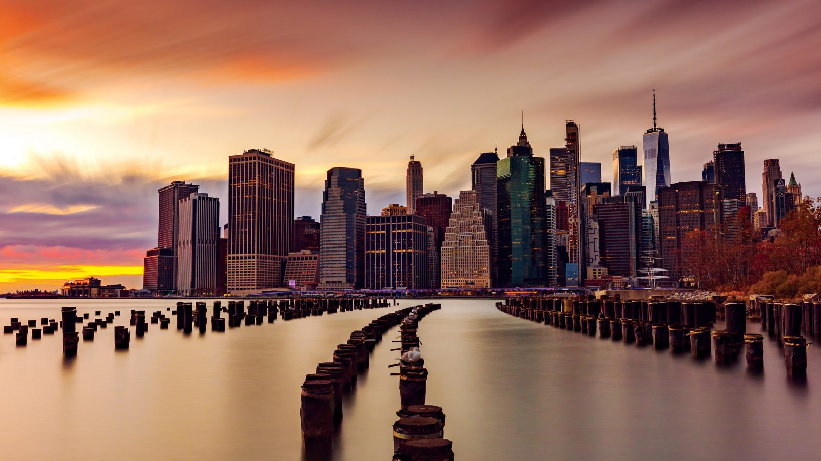 New York City Sunset
