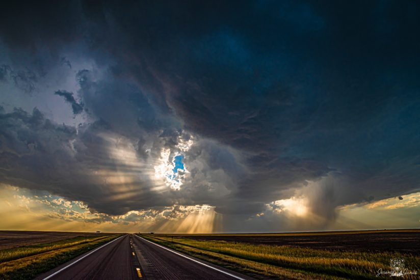 Into the Eye of the Storm
