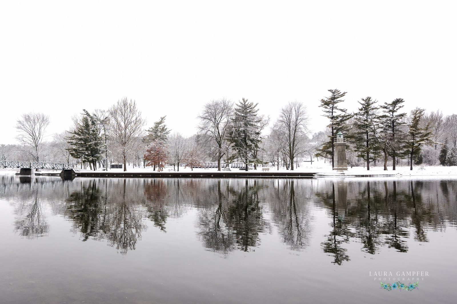 Winter's Reflections