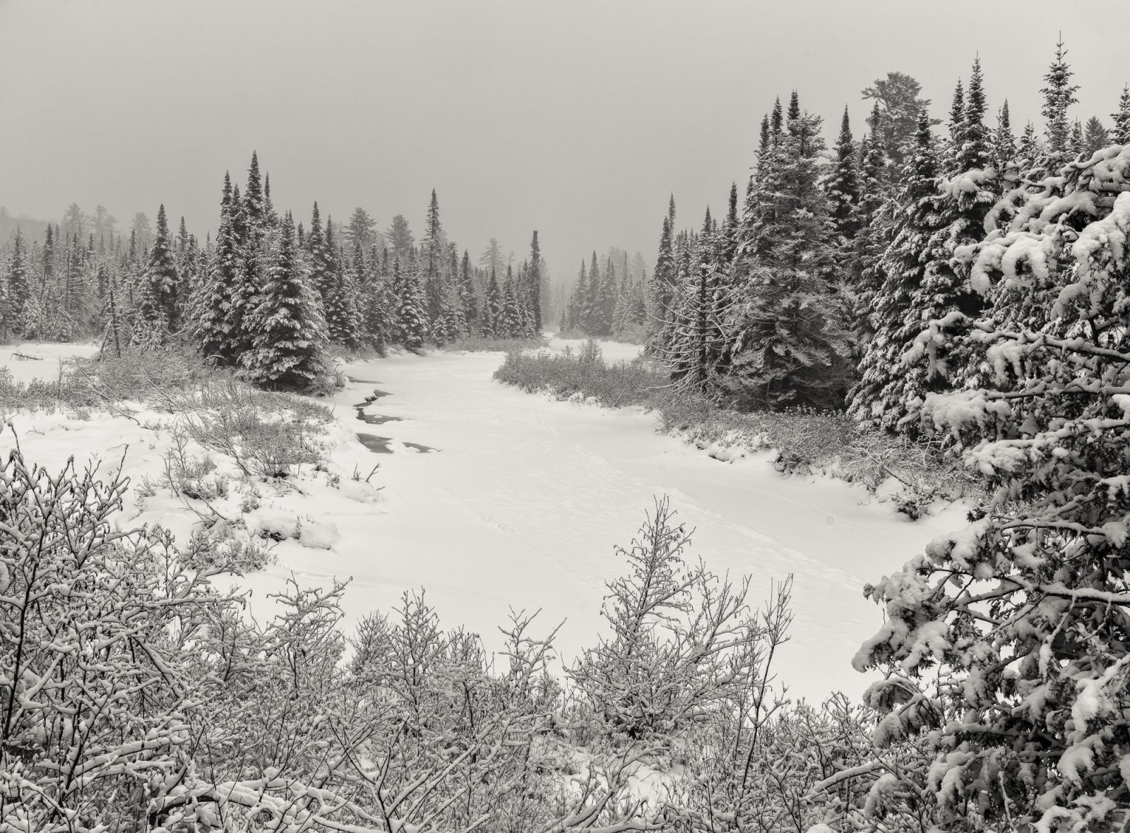 After the Storm Boreas River #1