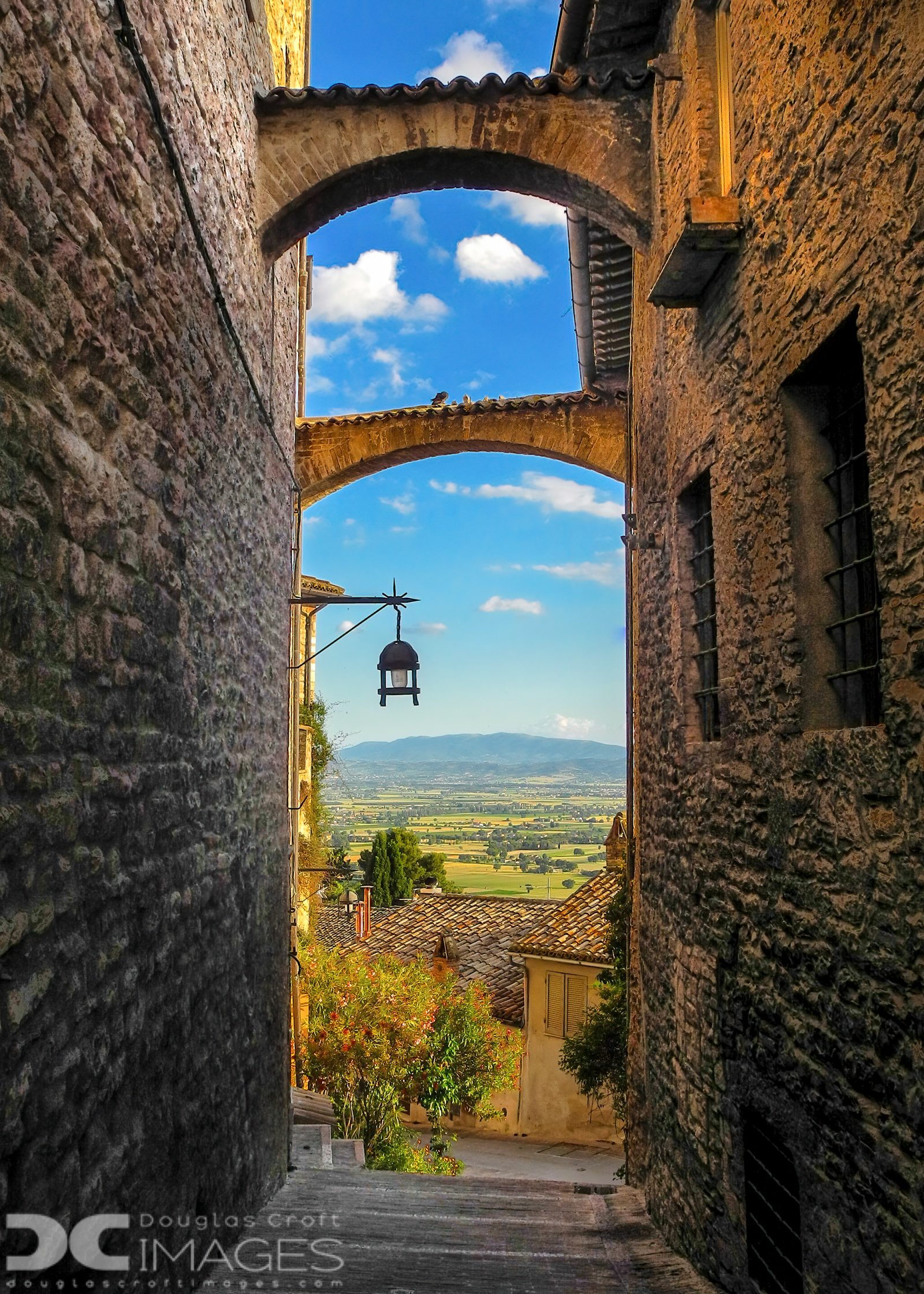 The Umbrian Countryside