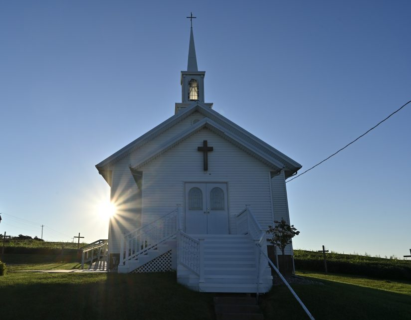 Little White Church On The Hill