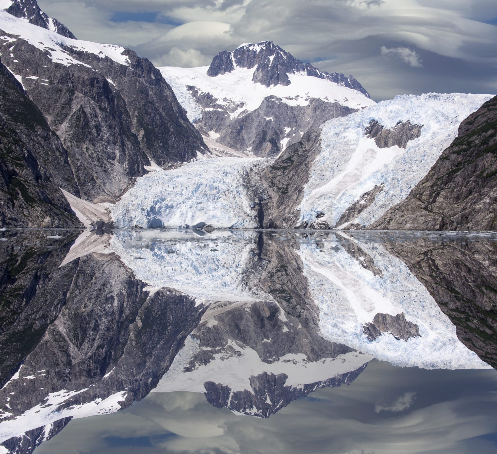 Glacial Reflection