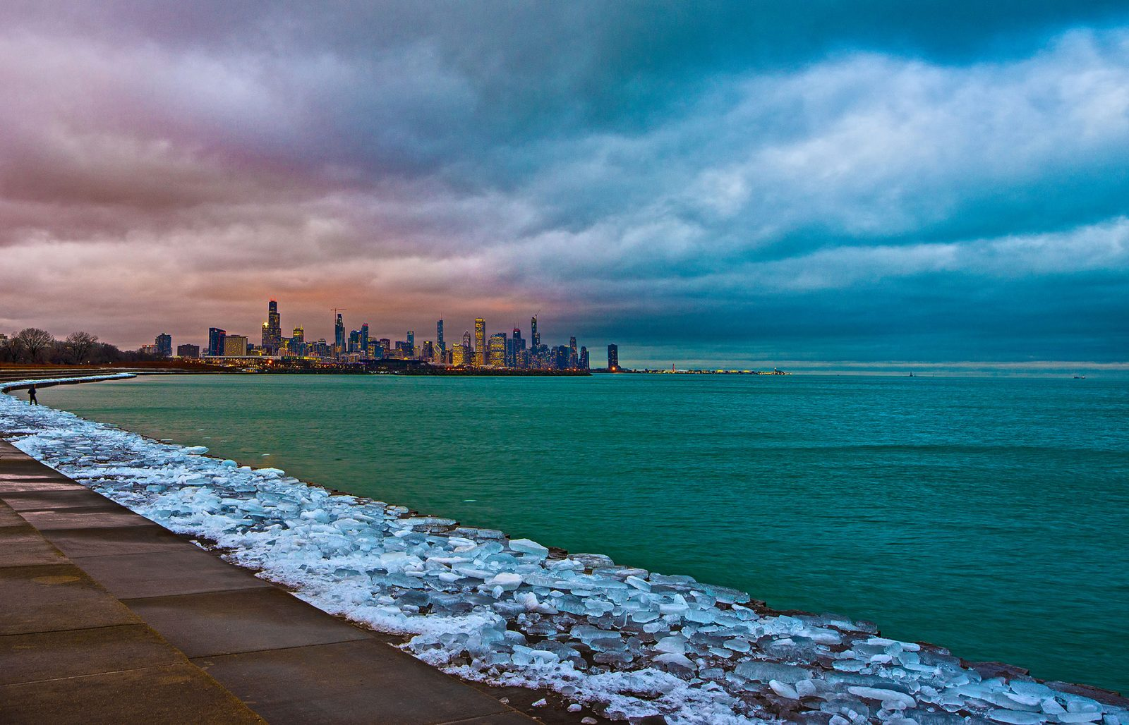 Polar Vortex Chicago 2020