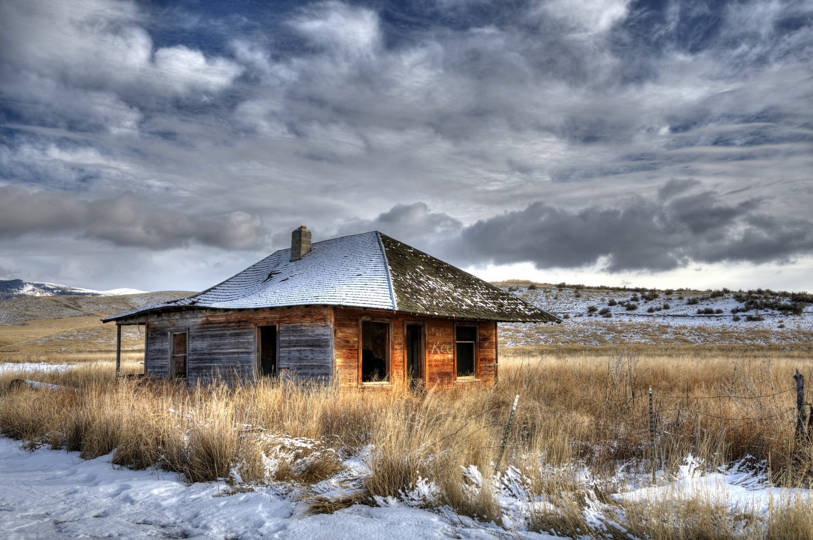 Once Was In Idaho