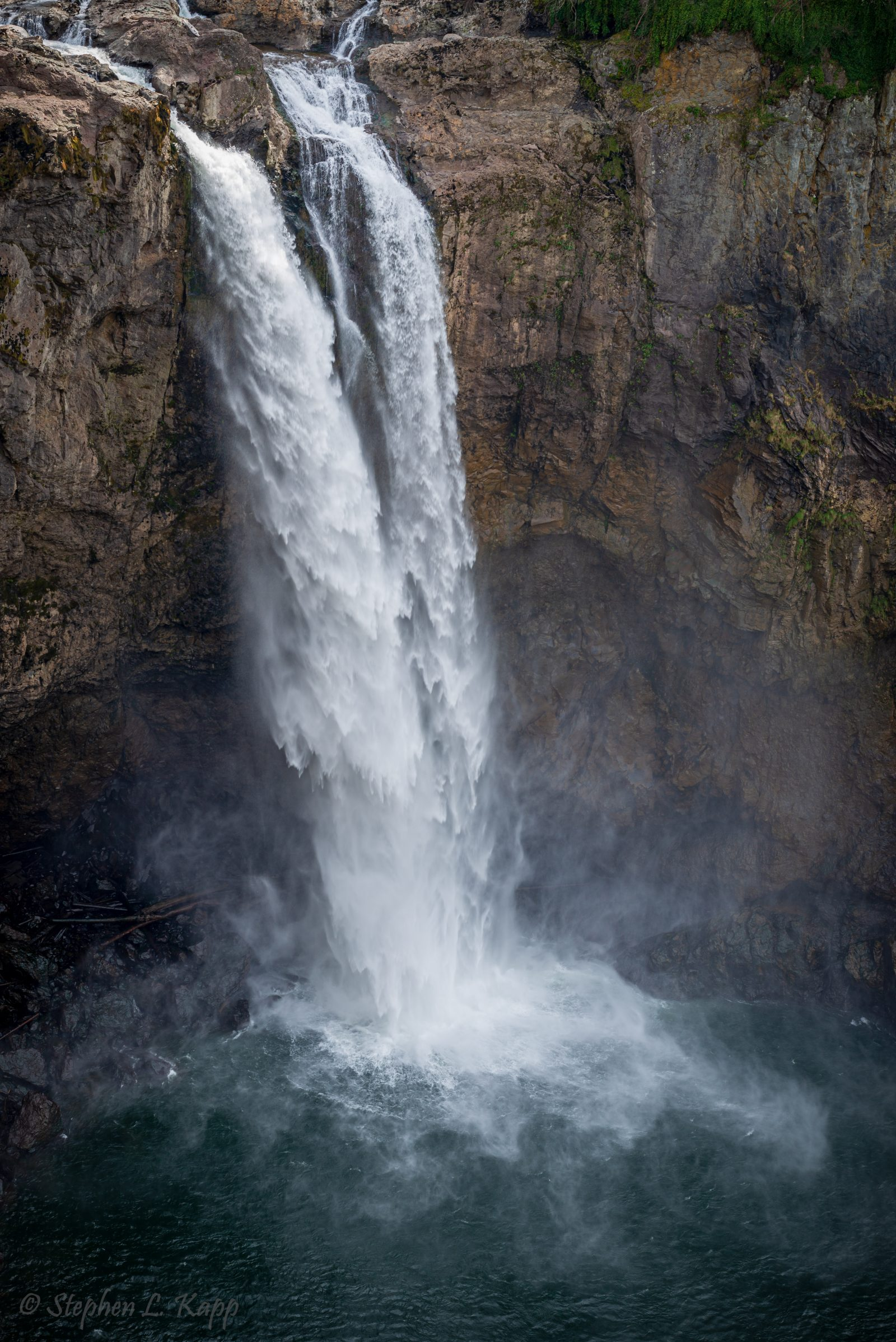 Snoqualmie Falls – Above View