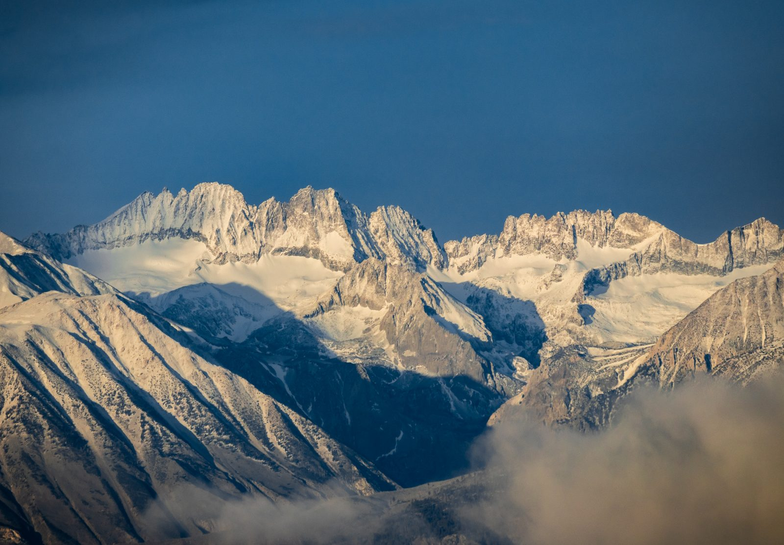 A Couple of Lit Fourteeners