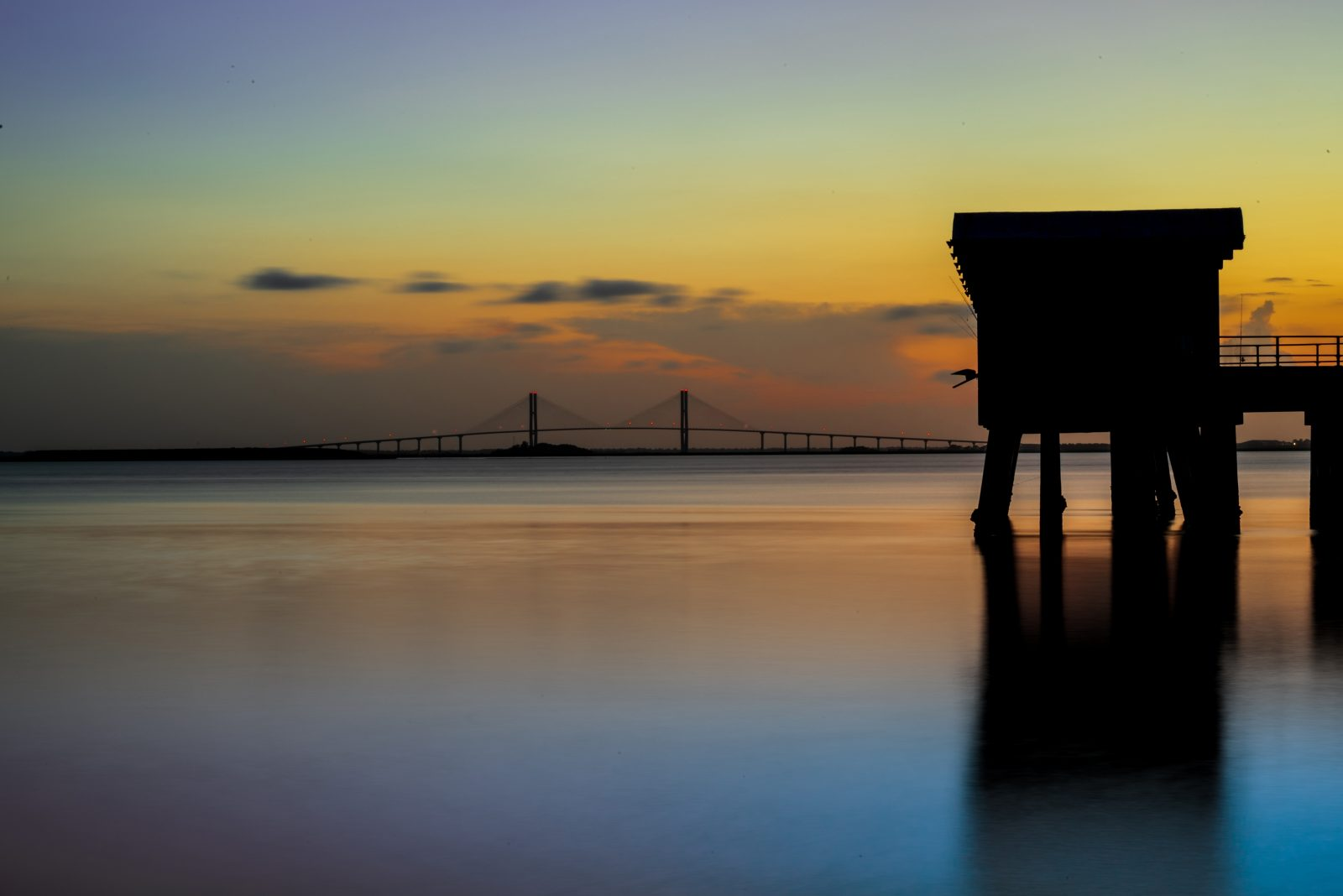 Low Country Fishing Pier