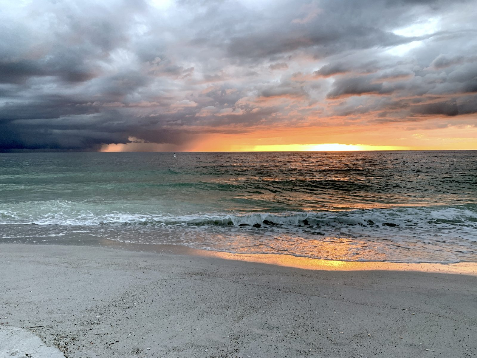 Incoming Sunset Stormfront