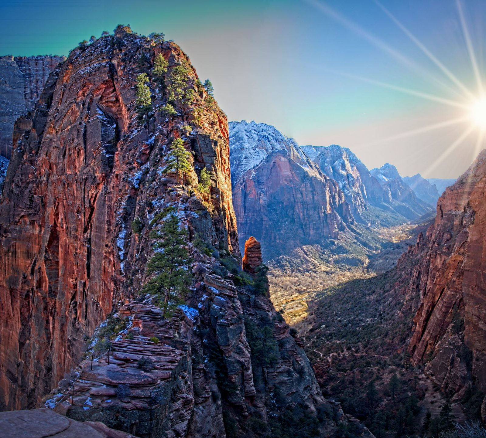 Zion Flares
