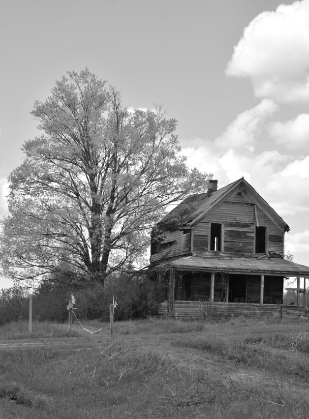Abandoned House Stay Away