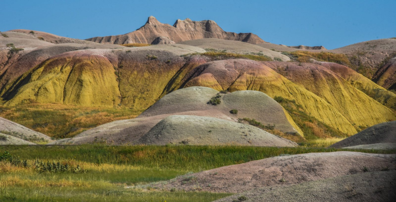 Color of the Badlands