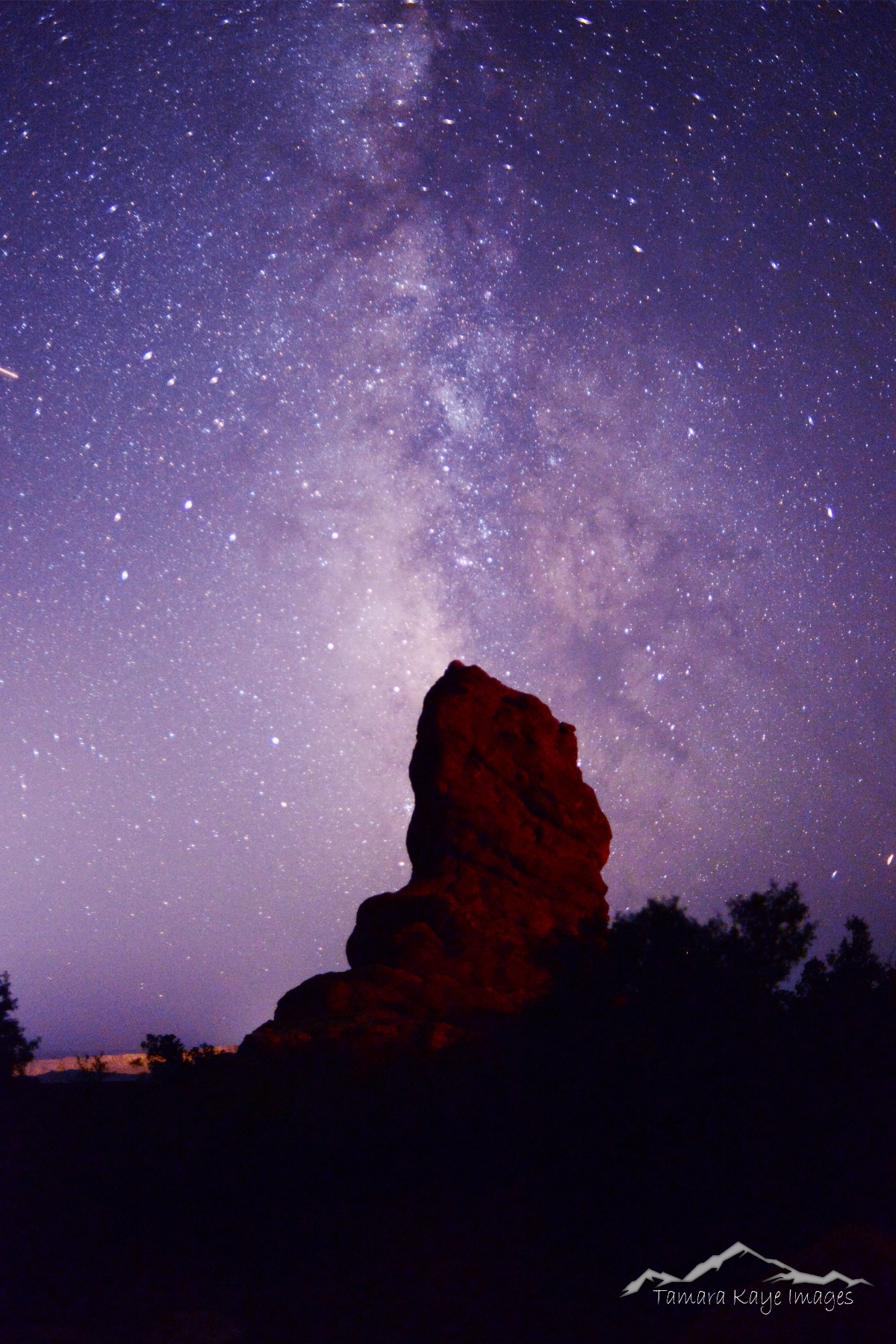 Milky Way at Arches