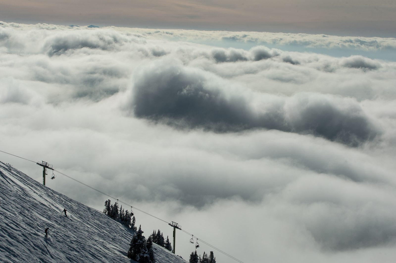 Above The Inversion
