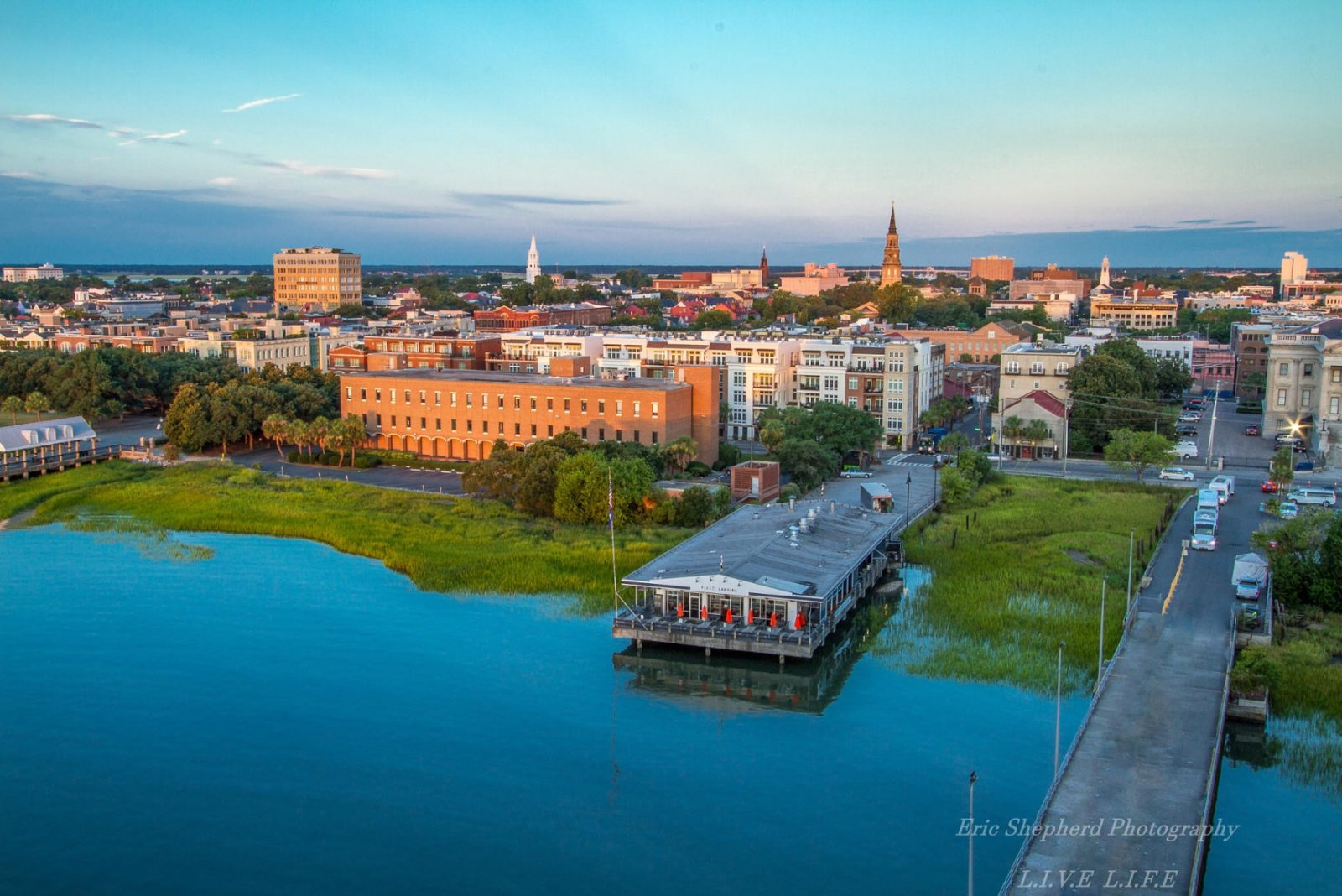 Charleston downtown