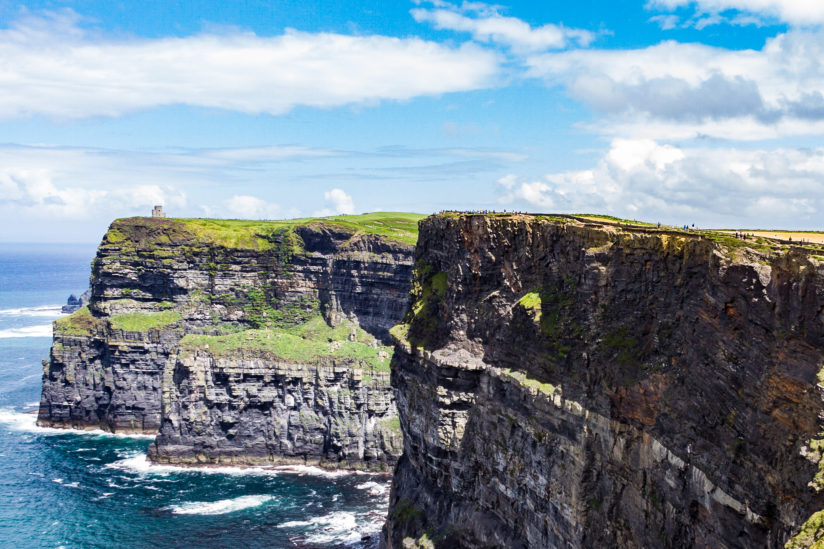 The Cliffs of Moher Persist