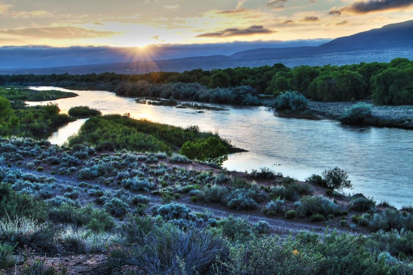 Burning Daylight on the Rio Grande
