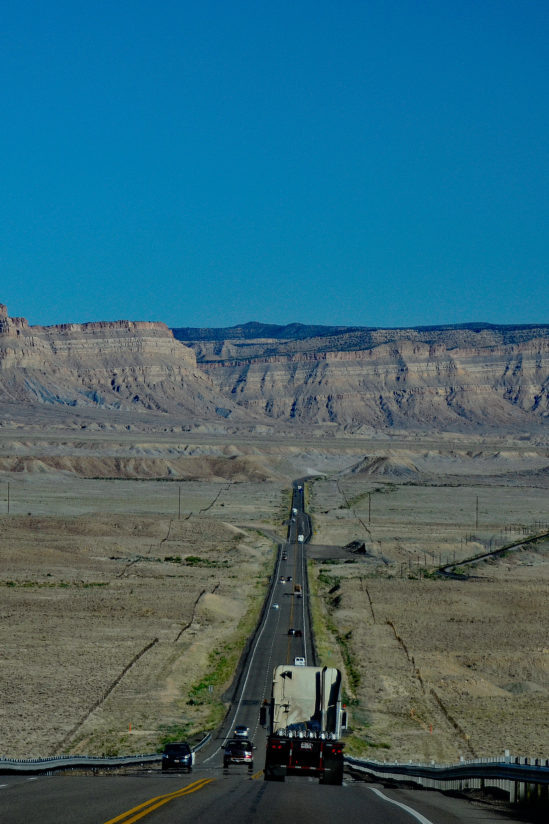 The Road to Green River,UT