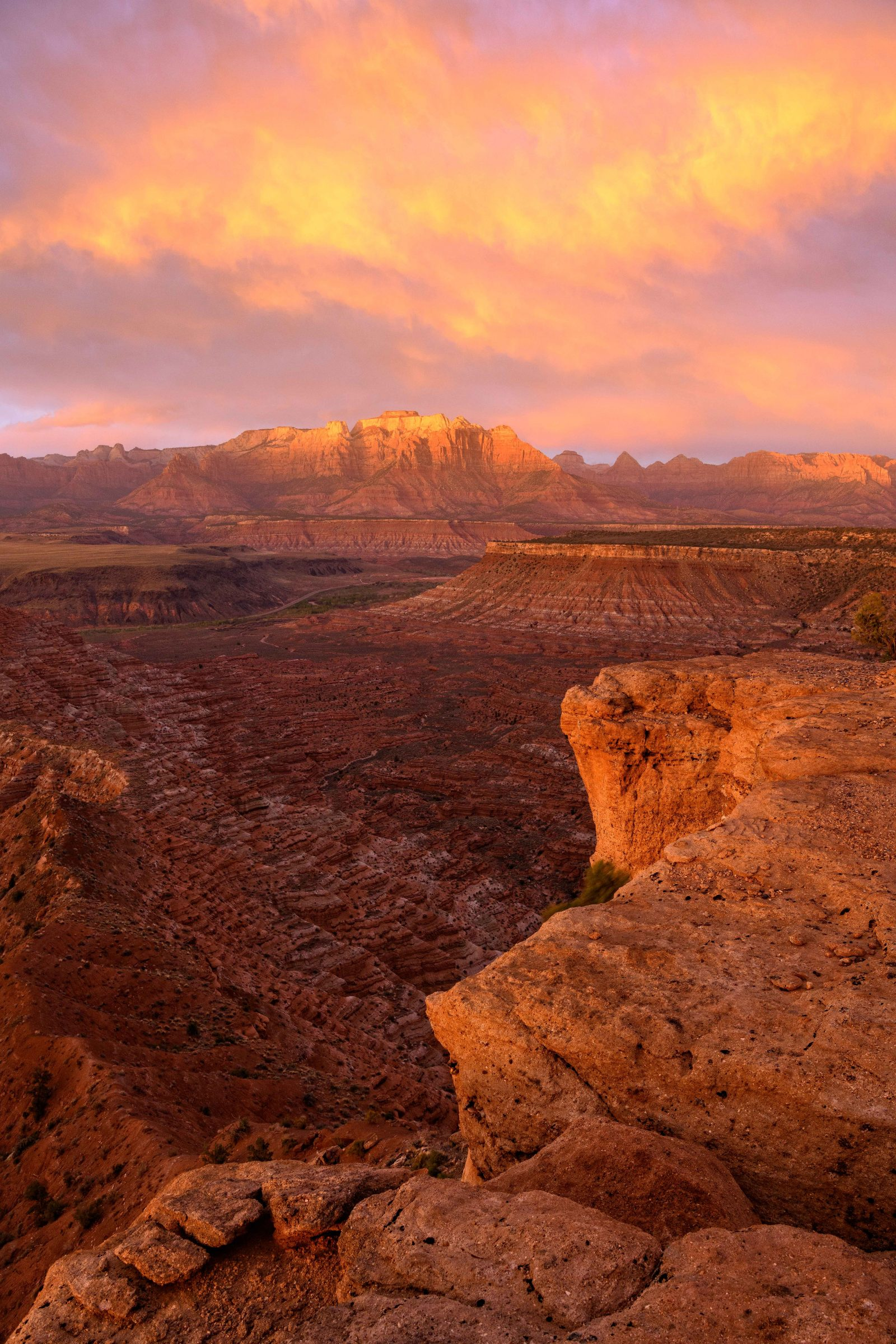 Canyon Country Sunset