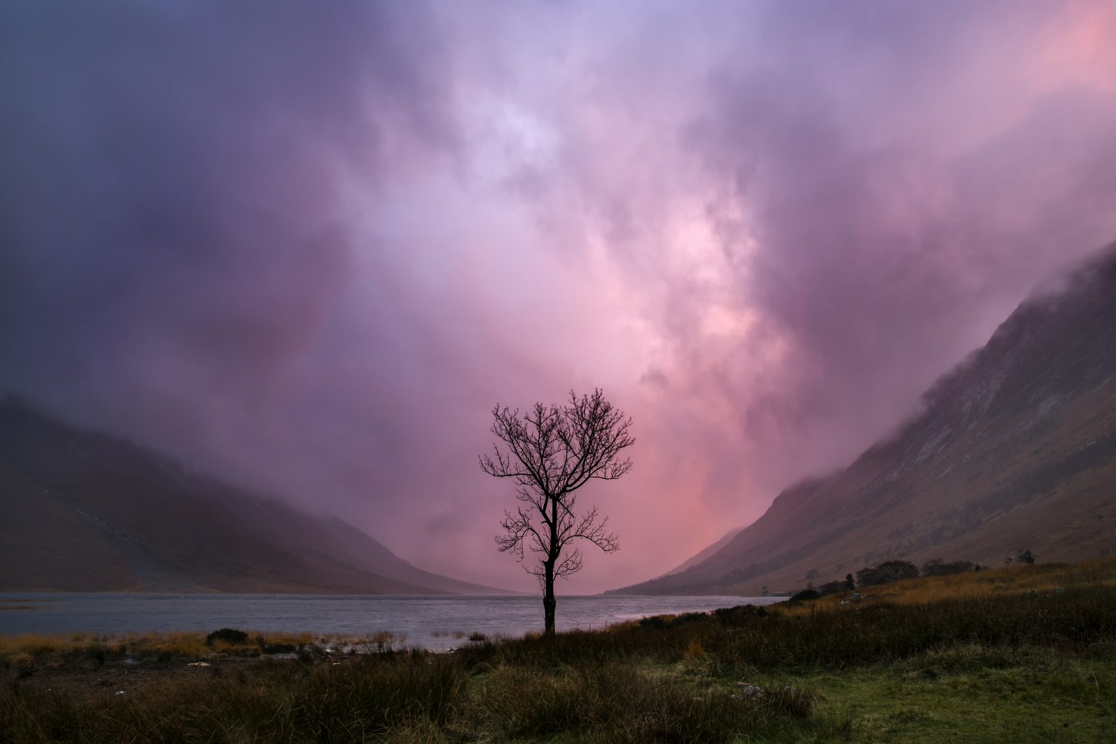 Highlands Twilight