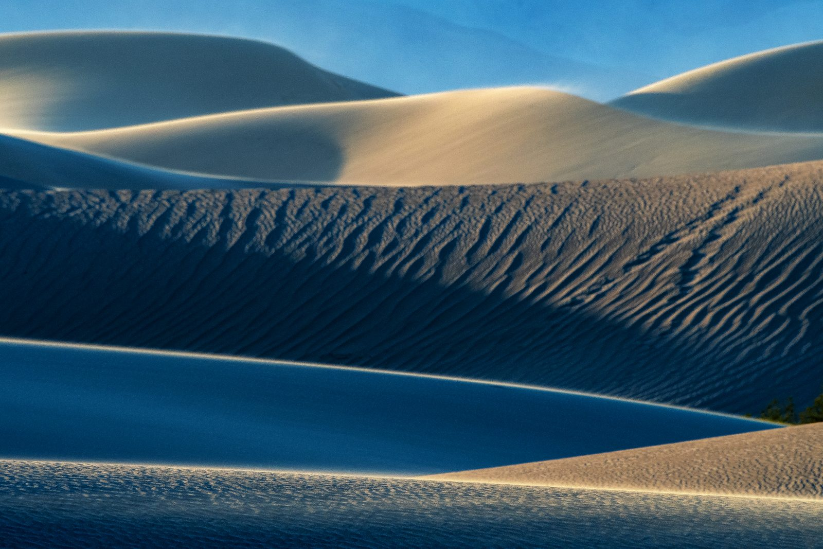 Sand, Texture and Wind