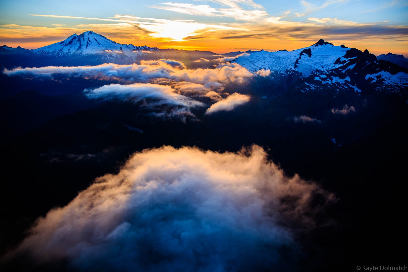 Clouds and Cascades #2 (V2)