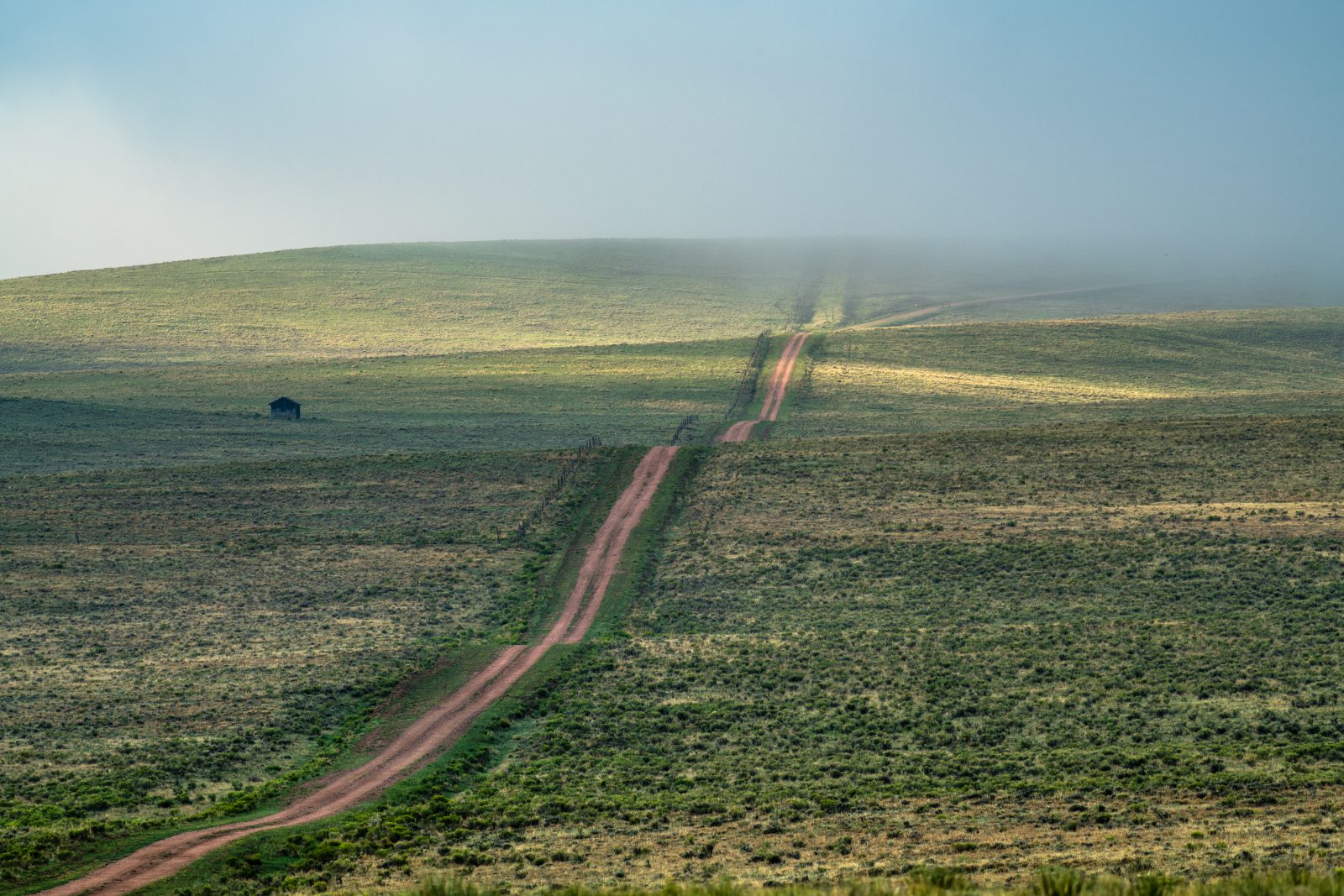Red Dirt Road to Nowhere