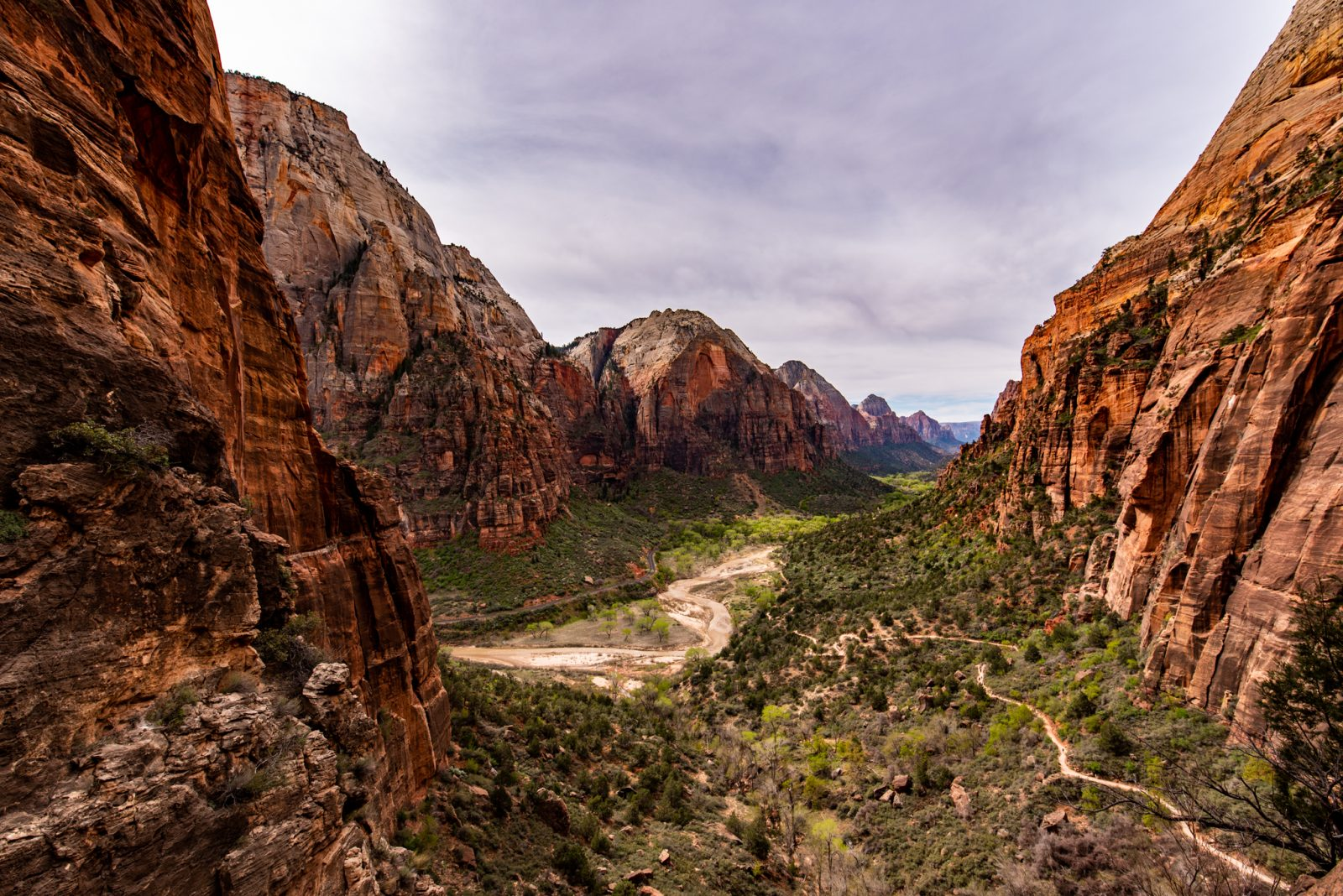 Trails of Zion