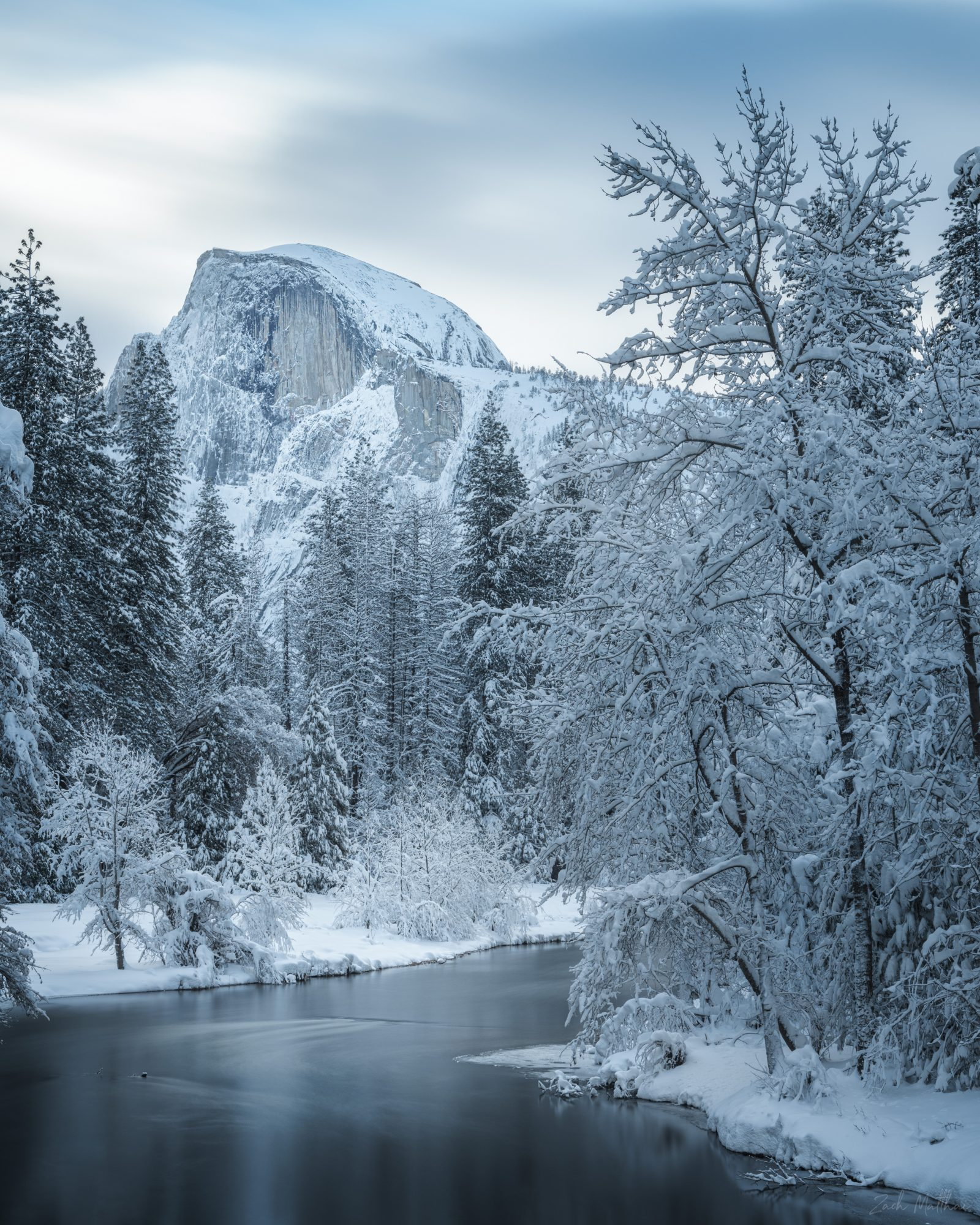 Yosemite Snow Country