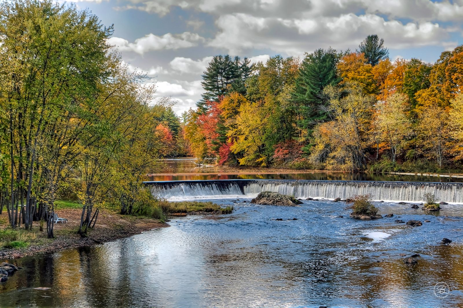 Fall in Vermont