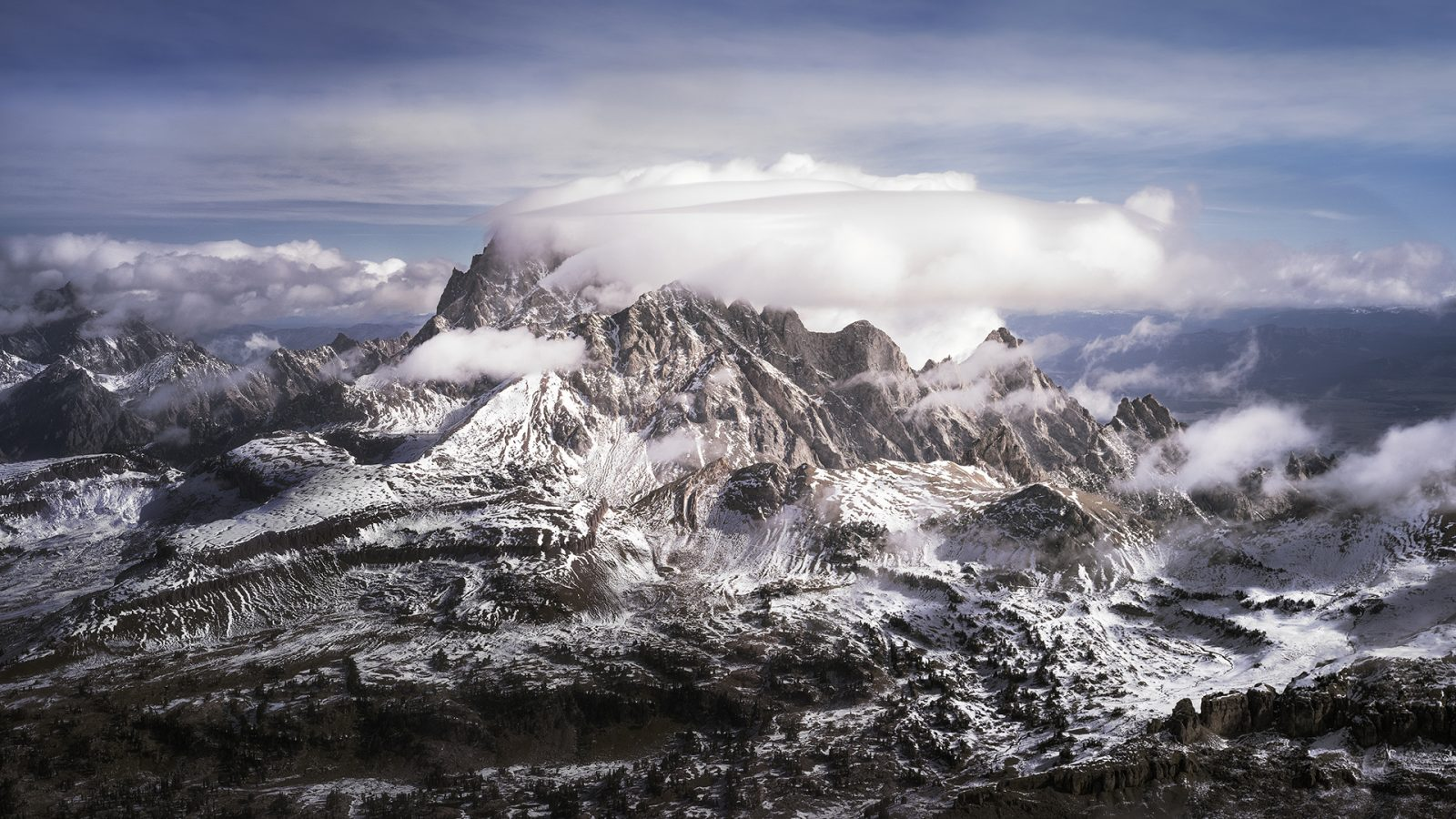 Crown of the Tetons