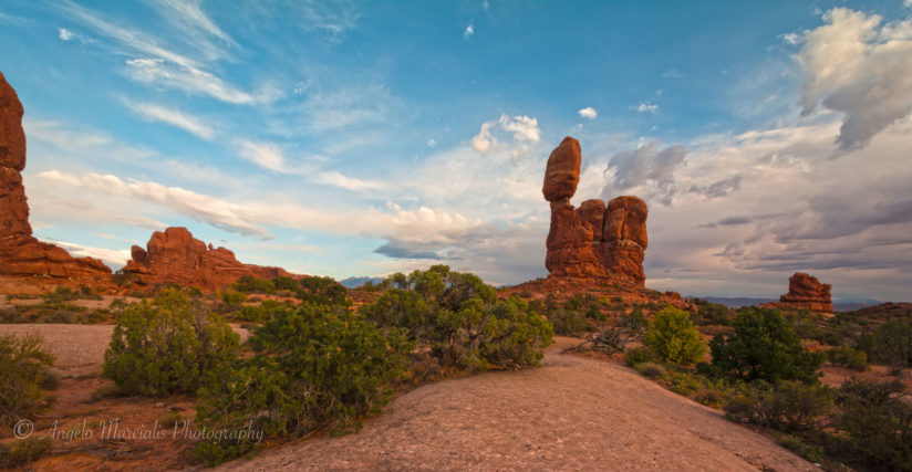 Balanced Rock Perspectives