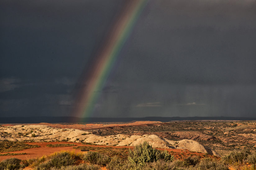 Canyonlands Rainbow
