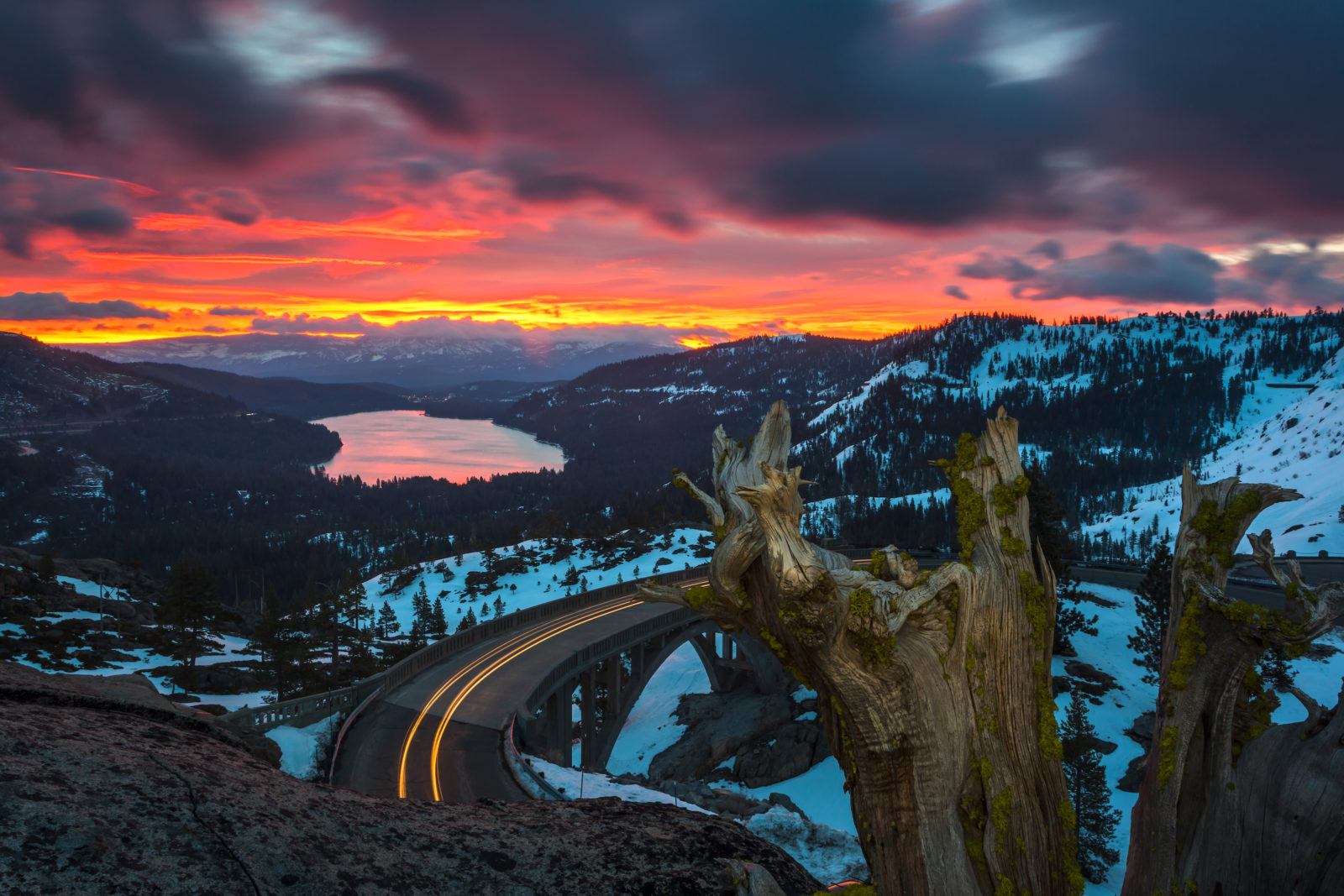 Donner Lake Sunrise 13