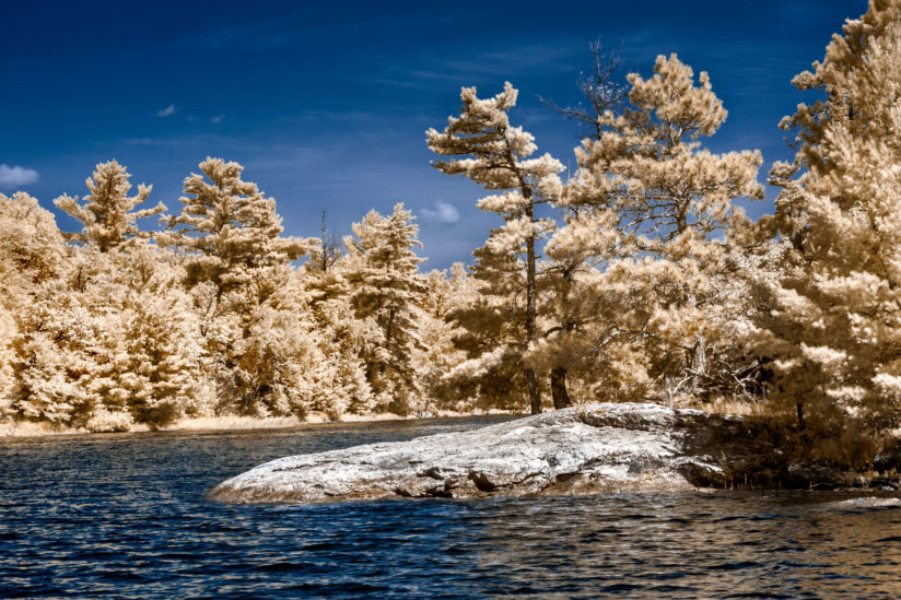 Voyageurs Country – Infrared