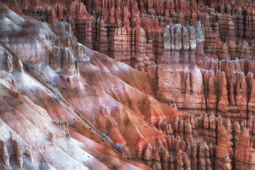 Colors of Bryce Canyon