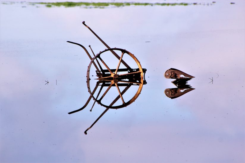 Plow Reflection