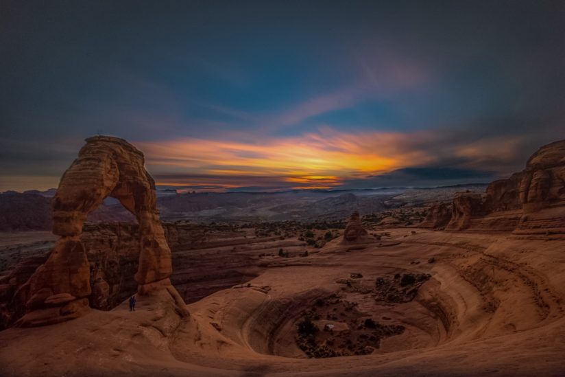 Long Days at Delicate Arch